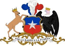 Armoiries du Chili. Source : http://data.abuledu.org/URI/5379a9ed-armoiries-du-chili