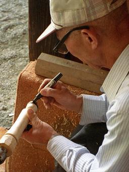 Artisan japonais. Source : http://data.abuledu.org/URI/52016f56-artisan-japonais