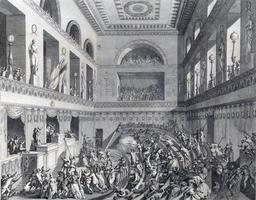 Assassinat à la Convention en 1795. Source : http://data.abuledu.org/URI/50afb35d-assassinat-a-la-convention-en-1795