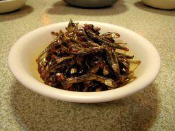 Assiette d'anchois grillés. Source : http://data.abuledu.org/URI/54e898e8-assiette-d-anchois-grilles