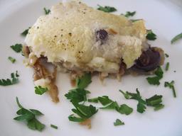 Assiette de brandade créole. Source : http://data.abuledu.org/URI/5218cf95-assiette-de-brandade-creole