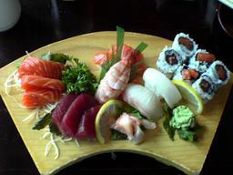 Assiette de sushi. Source : http://data.abuledu.org/URI/52015078-assiette-de-sushi