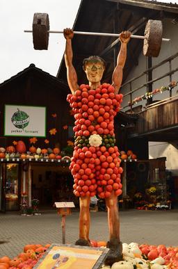 Athlète en citrouilles. Source : http://data.abuledu.org/URI/587bab9b-athlete-en-citrouilles