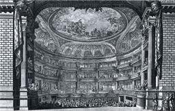 Auditorium du Grand Théâtre de Bordeaux. Source : http://data.abuledu.org/URI/5547c64e-auditorium-du-grand-theatre-de-bordeaux