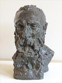 Auguste Rodin par Camille Claudel. Source : http://data.abuledu.org/URI/54441d4b-auguste-rodin-par-camille-claudel