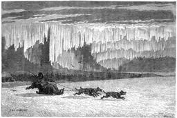 Aurore boréale. Source : http://data.abuledu.org/URI/5556785e-aurore-boreale