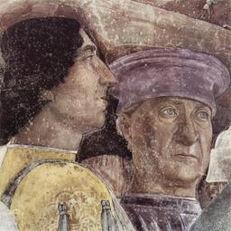 Auto-portrait d'Andrea Mantegna. Source : http://data.abuledu.org/URI/52952375-auto-portrait-d-andrea-mantegna