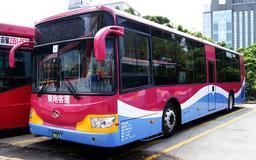 Autobus chinois avec équipements pour handicapés. Source : http://data.abuledu.org/URI/533452cf-autobus-chinois-avec-equipements-pour-handicapes