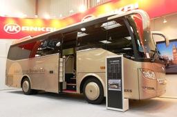 Autobus d'affaires chinois en exposition. Source : http://data.abuledu.org/URI/533454d9-autobus-d-affaires-chinois-en-exposition