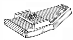 Autoharpe américaine. Source : http://data.abuledu.org/URI/53ebad73-autoharpe-americaine