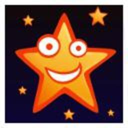 Avatar d'étoile souriante. Source : http://data.abuledu.org/URI/581b8ac3-avatar-d-etoile-souriante