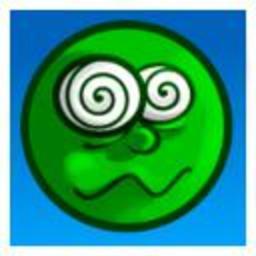 Avatar d'Ignare vert. Source : http://data.abuledu.org/URI/581b8e6d-avatar-d-ignare-vert