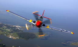Avion P-51 Mustang. Source : http://data.abuledu.org/URI/47f5f8b5-avion-p-51-mustang