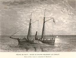 Aviso relevant son chalut de nuit en 1866. Source : http://data.abuledu.org/URI/594577a8-aviso-relevant-son-chalut-de-nuit-en-1866