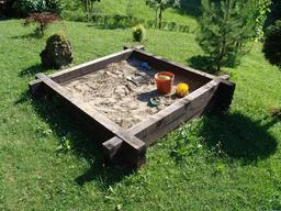 Bac à sable de jeux pour enfants. Source : http://data.abuledu.org/URI/51db54a6-bac-a-sable-de-jeux-pour-enfants