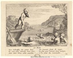 Baignade d'enfants en 1657. Source : http://data.abuledu.org/URI/53c93acd-baignade-d-enfants-en-1657