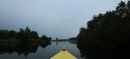 Balade en barque à Biscarrosse. Source : http://data.abuledu.org/URI/55abd55e-balade-en-barque-a-biscarrosse