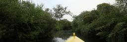 Balade en barque à Biscarrosse. Source : http://data.abuledu.org/URI/55abe1a8-balade-en-barque-a-biscarrosse
