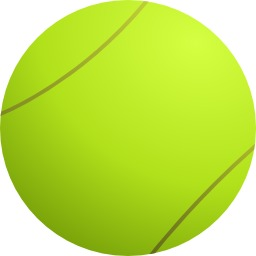 Balle de tennis. Source : http://data.abuledu.org/URI/503e88c4-balle-de-tennis