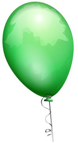Ballon vert. Source : http://data.abuledu.org/URI/504bc3c3-ballon-vert