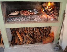 Barbecue domestique en Uruguay. Source : http://data.abuledu.org/URI/5501bc4a-barbecue-domestique-en-uruguay