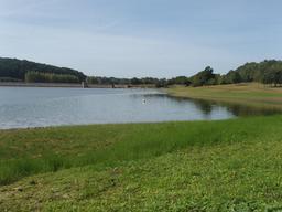 Barrage et étang de Haute Vilaine. Source : http://data.abuledu.org/URI/55321c24-barrage-et-etang-de-haute-vilaine