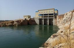 Barrage hydro-électrique du Félou au Mali. Source : http://data.abuledu.org/URI/54d3d732-barrage-hydro-electrique-du-felou-au-mali