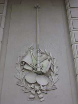 Bas-relief de l'université d'agronomie de Pelotas au Brésil. Source : http://data.abuledu.org/URI/54c4f7d0-bas-relief-de-l-universite-d-agronomie-de-pelotas-au-bresil