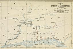 Bassin de la Mongola au Congo en 1896. Source : http://data.abuledu.org/URI/56c393c8-bassin-de-la-mongola-au-congo-en-1896