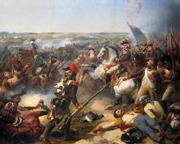 Bataille de Fleurus. Source : http://data.abuledu.org/URI/50af9810-bataille-de-fleurus