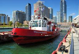 Bateau-pompe à Toronto. Source : http://data.abuledu.org/URI/58dd7df2-bateau-pompe-a-toronto