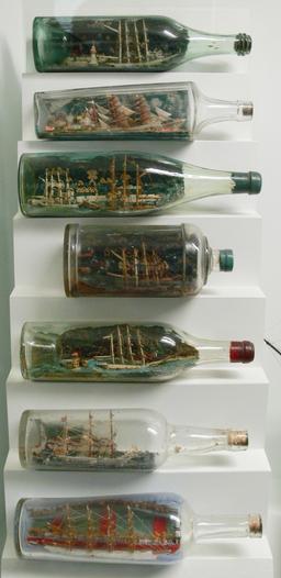 Bateaux en bouteille à Bilbao. Source : http://data.abuledu.org/URI/51dbfc0e-bateaux-en-bouteille-a-bilbao