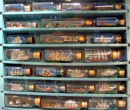 Bateaux en bouteille au Danemark. Source : http://data.abuledu.org/URI/51dbf442-bateaux-en-bouteille-au-danemark