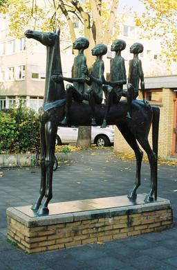 Bayard et les quatre fils Aymon. Source : http://data.abuledu.org/URI/54a759d0-bayard-et-les-quatre-fils-aymon