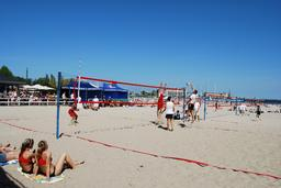Beach volleyball. Source : http://data.abuledu.org/URI/50a210e8-beach-volleyball