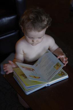 Bébé lecteur. Source : http://data.abuledu.org/URI/5962b5e8-bebe-lecteur