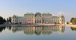 Belvédère à Vienne. Source : http://data.abuledu.org/URI/59da7af1-belvedere-a-vienne