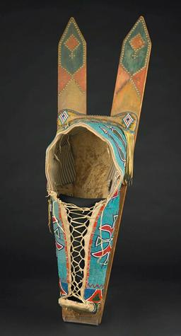Berceau amérindien. Source : http://data.abuledu.org/URI/53595dd1-berceau-amerindien
