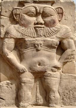 Dieu nain égyptien. Source : http://data.abuledu.org/URI/532d9078-bes-le-dieu-nain-egyptien