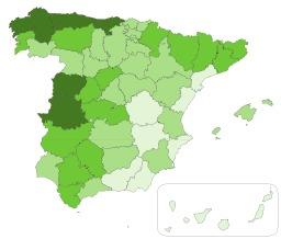 Bétail de bovins en Espagne. Source : http://data.abuledu.org/URI/51e0856a-betail-de-bovins-en-espagne