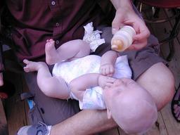 Biberon du bébé. Source : http://data.abuledu.org/URI/502987c3-biberon-du-bebe