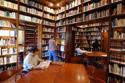 Bibliothèque du musée Casa de Colón. Source : http://data.abuledu.org/URI/52d167c9-bibliotheque-du-musee-casa-de-col-n