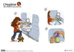 Bien se laver les mains avec Luna (1). Source : http://data.abuledu.org/URI/5800ec68-bien-se-laver-les-mains-avec-luna-1-