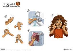 Bien se laver les mains avec Luna (2). Source : http://data.abuledu.org/URI/5800ec9b-bien-se-laver-les-mains-avec-luna-2-