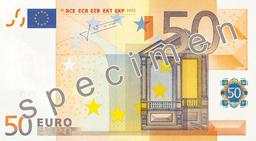 Billet de 50 euros. Source : http://data.abuledu.org/URI/503fc55b-billet-de-50-euros