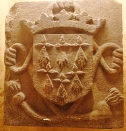 Blason breton en pierre. Source : http://data.abuledu.org/URI/58588a8f-blason-breton-en-pierre