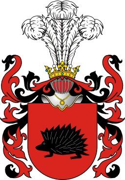 Blason d'aristocrate polonais. Source : http://data.abuledu.org/URI/5352a8ee-blason-d-aristocrate-polonais