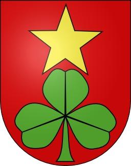 Blason de Bannwil en Suisse. Source : http://data.abuledu.org/URI/517f8263-blason-de-bannwil-en-suisse