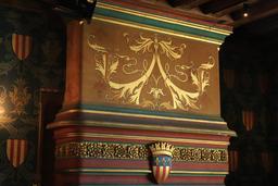Blason de la ville d'Amboise. Source : http://data.abuledu.org/URI/55cbec83-blason-de-la-ville-d-amboise