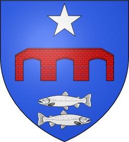 Blason de la ville d'Urt. Source : http://data.abuledu.org/URI/52802756-blason-de-la-ville-d-urt